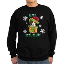Holiday Beagle Jumper Sweater