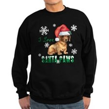Holiday Dachshund Sweatshirt