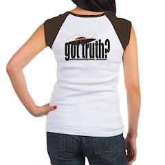 got truth orange Women's Cap Sleeve T-Shirt