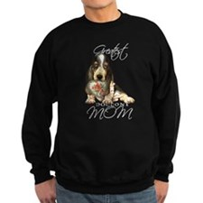 Basset Mom Sweatshirt