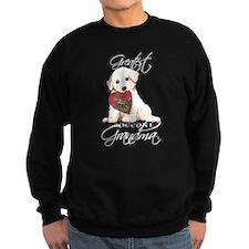 Bichon Grandma Sweater