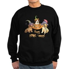 Halloween Puppies Sweatshirt