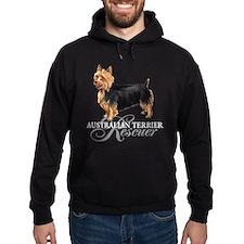Australian Terrier Rescue Hoodie