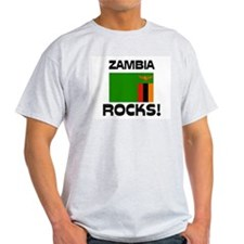 Zambia Rocks! T-Shirt