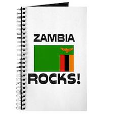 Zambia Rocks! Journal