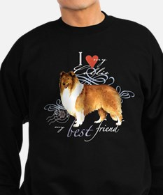 Collie Sweatshirt (dark)