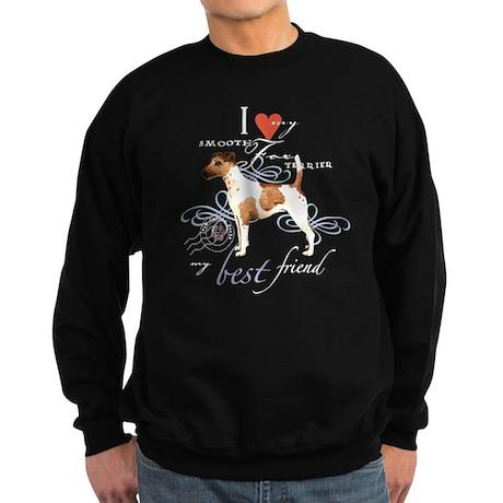 Smooth Fox Terrier Sweatshirt (dark)