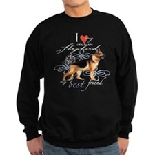 German Shepherd Jumper Sweater