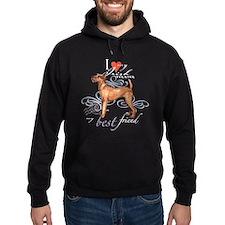 Irish Terrier Hoodie