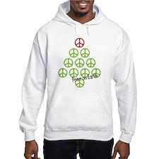 Cute Christmas hippie Hoodie