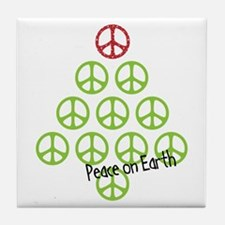 Funny Joy symbol Tile Coaster