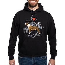 Miniature Bull Terrier Hoodie