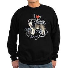 Siberian Husky Sweatshirt