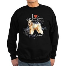 Wheaten Terrier Sweatshirt