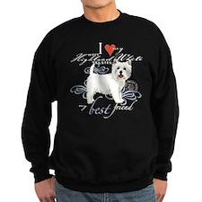 Westie Jumper Sweater