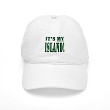 It's My Island Baseball Cap