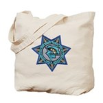 Walker River Tribal Police Tote Bag