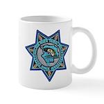 Walker River Tribal Police Mug