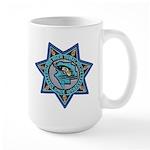 Walker River Tribal Police Large Mug
