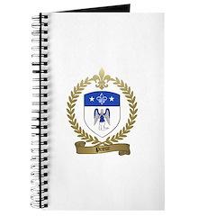 PRIEUR Family Crest Journal