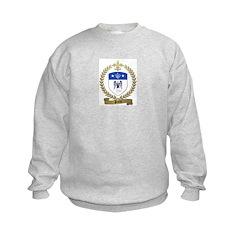 PRIEUR Family Crest Sweatshirt