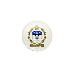 PRIEUR Family Crest Mini Button (100 pack)