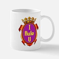 I Rule U Mug