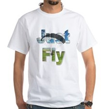 Just Fly Powered Paragliding Shirt