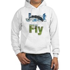 Just Fly Powered Paragliding Hoodie