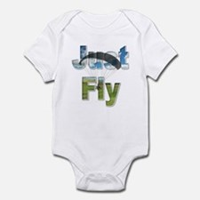 Just Fly Powered Paragliding Infant Bodysuit