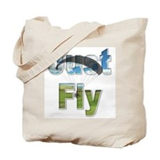 Just Fly Powered Paragliding Tote Bag