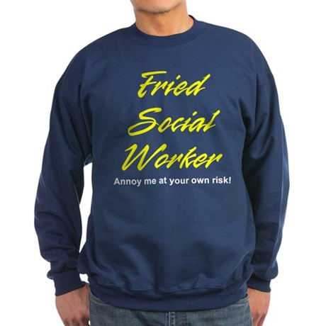 Fried SW-Annoy Me Sweatshirt (dark)