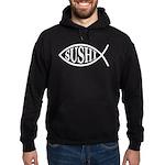Sushi Fish Hoodie (dark)
