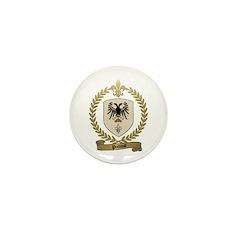 PREVOST Family Crest Mini Button (10 pack)