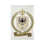 PREVOST Family Crest Rectangle Magnet (100 pack)