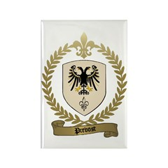 PREVOST Family Crest Rectangle Magnet (10 pack)