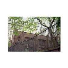 trinity church Rectangle Magnet (10 pack)