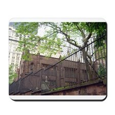 trinity church Mousepad