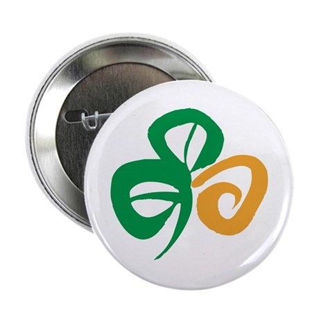 """Irish Soul 2.25"""" Button (10 pack)"""