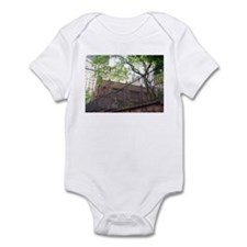 trinity church Infant Bodysuit