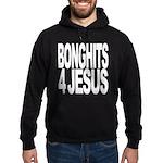 Bonghits 4 Jesus Hoodie (dark)