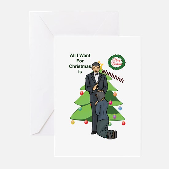 Xmas Wishes Greeting Cards (Pk of 10)