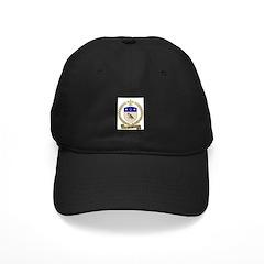 PORLIER Family Crest Baseball Hat