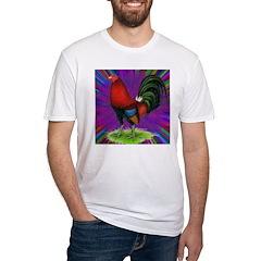 Colorful Gamecock Shirt