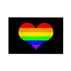 Rainbow Love Magnets (100 pack)