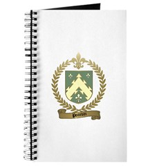 POITEVIN Family Crest Journal