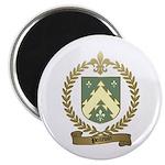 POITEVIN Family Crest Magnet