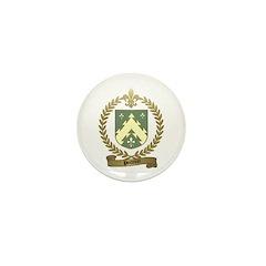 POITEVIN Family Crest Mini Button (100 pack)