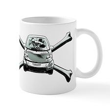 Smart Crossbones Mug
