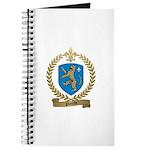 PLOURDE Family Crest Journal